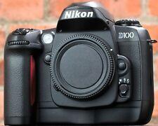 Nikon D100 6.1 MP Digital SLR Camera Body - Mint!