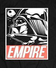 STAR WARS NEW DESIGN DARTH VADER MASK ~The Empire~ T-Shirt *MANY OPTIONS*