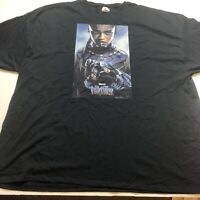 Black Panther Shuri Graphic T-Shirt Marvel Sz 5XL A579