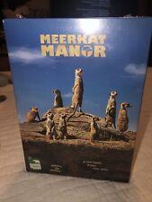 New listing Meerkat Manor: Season 1 (3-Disc Set) Animal Planet rare oop dvd