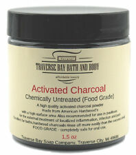 Activated charcoal powder 1.5 oz (Neutral pH)