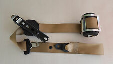 MERCEDES-BENZ ML W164 GL X164 FRONT RIGHT PASSENGER SEAT BELT ASSEMBLY BEIGE OEM