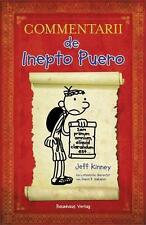 Commentarii de Inepto Puero - Gregs Tagebuch auf Latein (2016, Hardcover)
