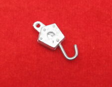 Crane Hook for Dinky 25X Coles Crane and Others, with Wire Insert, Unpainted