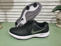 Nike Air Zoom Victory Golf Shoes AQ1523-001 Black White 11 Wide