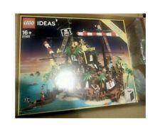 LEGO IDEAS 21322 baie ou bateau pirates barracuda bay  2545 pièces NEUF