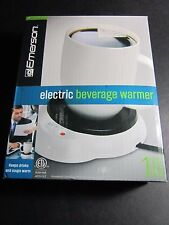 Emerson Beverage Warmer in box keeps drinks and soups warm