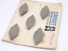 NEW 5PCS. CARMET DNG 533  GRADE: CA711 CARBIDE INSERTS
