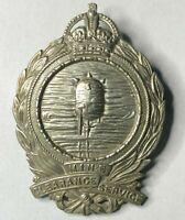 WW2 Mine Clearance Service Sleeve Badge Original