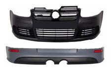 Pare-chocs avant/arrière R32 Look Noir Brillant Volkswagen Golf MK 5 03-07
