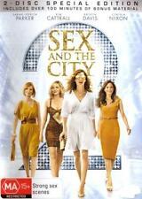 SEX AND THE CITY 2 Special Edition ( 2 DVD ) SARAH JESSICA PARKER ***