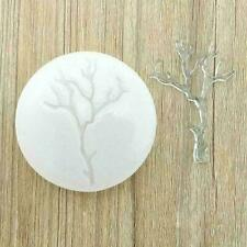 Leaves Branch Shape Epoxy Resin Casting Silicone Molds Making L0Z0 Too DIY W2X8