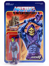 "MOTU MASTERS OF THE UNIVERSE SKELETOR 3,75"" / SUPER 7 / MOC"