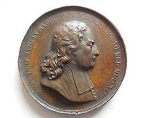 medaglia borbonica VII congresso scienziati Napoli 1845 inc. Arnaud II conio