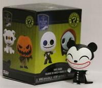 Funko Mystery Minis NIGHTMARE BEFORE CHRISTMAS 25 YEARS 1/12 SCARY TEDDY
