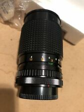 SEARS Macro Zoom Lens 35-13mm f:3.5/4.5 Canon Mount 373764 NIB FS