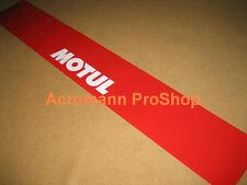 "53"" Motul Windshield decal sticker banner sun strip visor oil lubricant 350z fd2"
