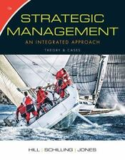 Strategic Management: Theory and Cases : An Integrated Approach (US HARDCOVER)
