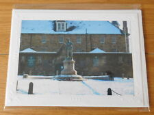 Blank Greeting Card - Bodmin DCLI Memorial - unique photo of Cornwall- pack of 2
