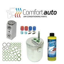 New A/C AC Drier Kit Fits: 2000 2001 2002 Jaguar S-Type V6 3.0L V8 4.0L