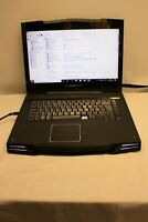 "DELL ALIENWARE M15x INTEL i7 740QM 4GB RAM 15,6"" 320GB HDD GAMING LAPTOP PC"