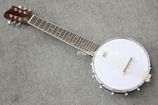 "26"" 6string ukulele banjo with sapele plywood"