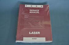 1990 Eagle Talon / Plymouth Laser Service Shop Repair Manual New In Plastic