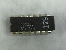 RC936 DC Integrated Circuit 14 Pin  Lot of 26