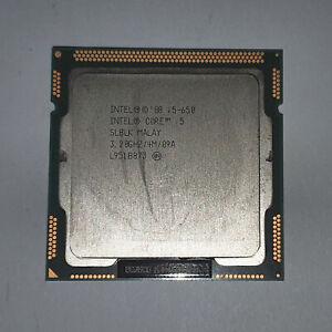 Intel Core i5-650 3.2Ghz Processors CPU Desktop computer PC