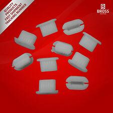 10 piezas de tuerca de tornillo 7703081019; 699280 para Peugeot 206 306 307 607