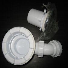Q5 - 90mm Schneller Durchfluss Dusche Ablaufgarnitur für Duschtasse/Duschwanne