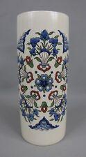 vase en faience de Georges Dreyfus décor oriental gout iznik / antique vase