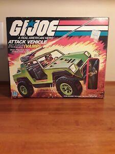 1983 GI Joe VAMP 100% Complete With Box Vintage G.I.  Joe