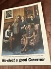 Arch Moore's Successful 1968 Campaign for Governor Tri-Fold Color