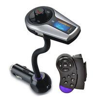 Neu Car Kit MP3 Player Wireless Bluetooth FM Transmitter Modulator USB SD LCD