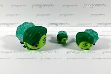 2017 Disney New Vhtf Tsum Tsum Series 5 - Disgust Complete Mint Set