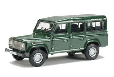 Oxford Die Cast 1:76 Scale Land Rover Defender Green (76DEF001) *BRAND NEW*