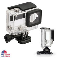 GoPro Hero 3/3+/Hero 4 Transparent Waterproof Housing for Diving Under Water