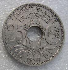 25 centimes 1917  Cmes SOULIGNE   LINDAUER