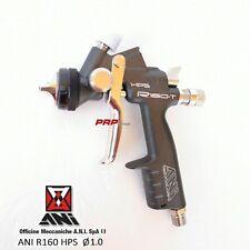 Ani R160/T Hps 1.0 Mini Aerografo Pistola A Spruzzo Verniciatura ex Ani R150/T