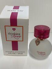 Mary Kay Thinking Of Love Eau de Parfum , Full Size 1 Fl. Oz.  New Ship Free
