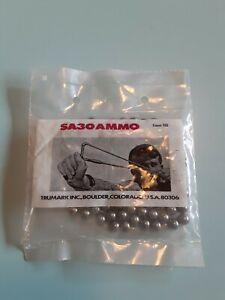 "Trumark INC SA30 AMMO, slingshot, 5/16"", 120 count, steel shot, hunting, target"