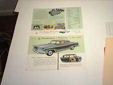 Studebaker 1958 Scotsman 2dr Brochure