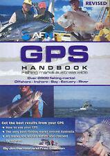 GPS Handbook: Fishing Marks Australia Wide by Fred Studden, Jim Harmon (Paperbac