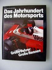 Jahrhundert des Motorsports Große Fahrer Rennen 1987