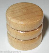 Orrecguitarparts bottone bottone in legno verniciato acero Speed KNOB Dome Knob