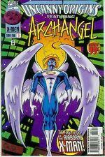 Uncanny Origins # 3: Archangel (USA, 1996)