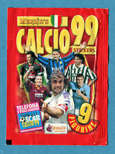 Bustina/Packet - figurine - CALCIO MERLIN'S 99 - Vuota-Empty
