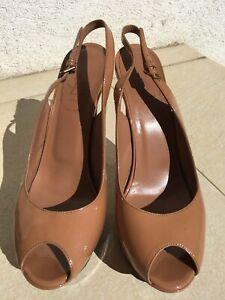 """Authentiques chaussures """"Yves saint Laurent"""" pt 37,5"""