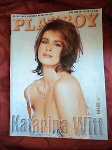 Playboy kati nackt witt Katarina Witt